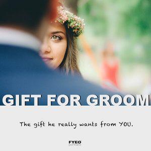 gift for groom