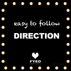 At FYEO you get directed with easy to follow steps.