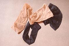 stockings for wedding gift boudoir