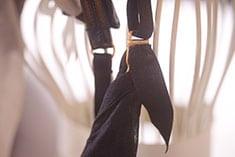 wear stockings for boudoir photoshoot
