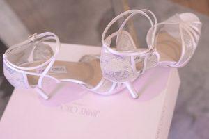 choo wedding boudoir shoes