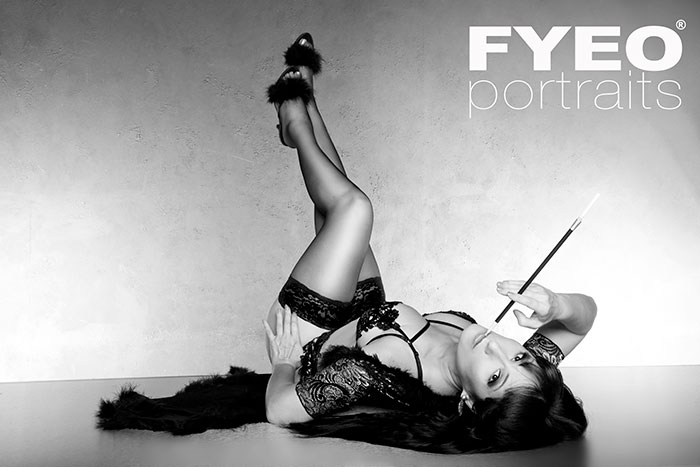 FYEO Portraits Sexy Photoshoot