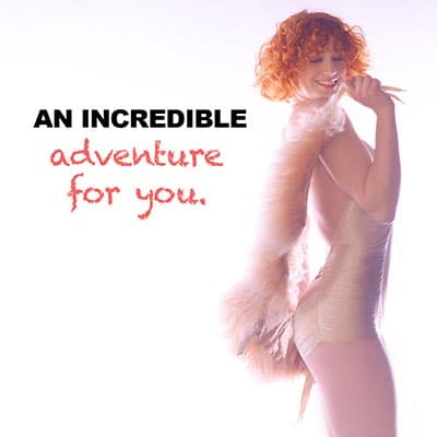 an incredible advernture for you at FYEO Boudoir