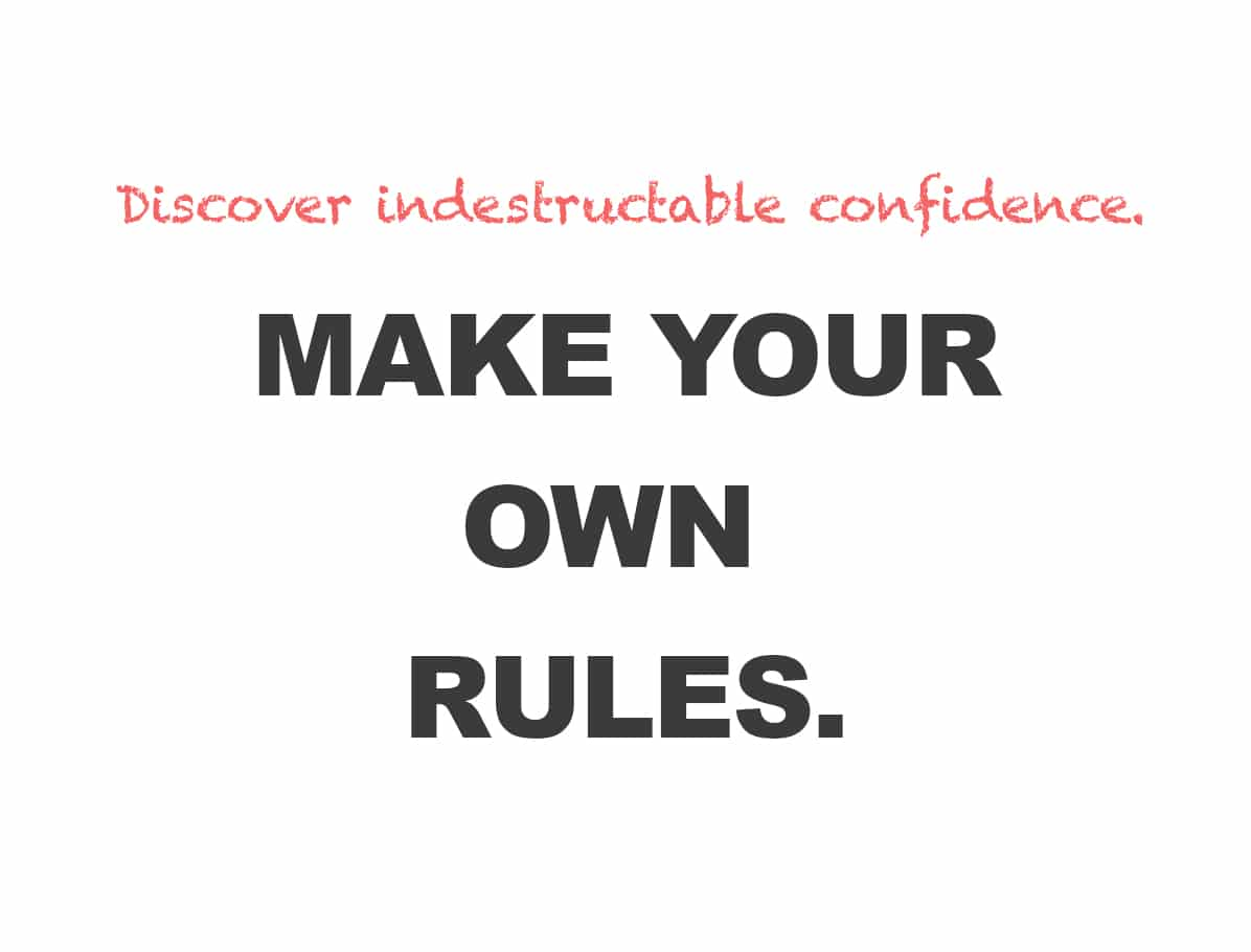discover indestructable confidence at FYEO Boudoir