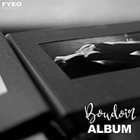 boudoir photography album