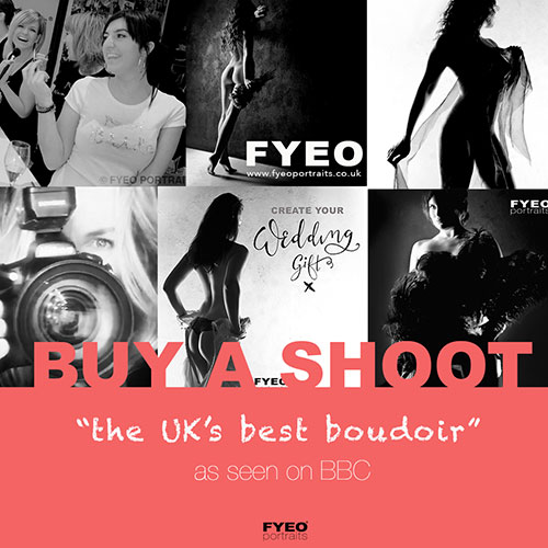buy a boudoir photography photoshoot
