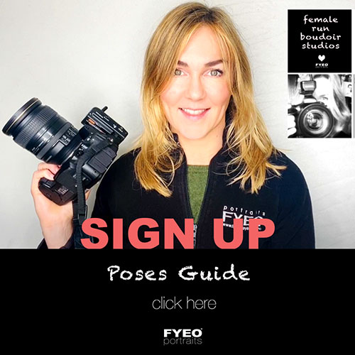 Sign up for my boudoir poses guide