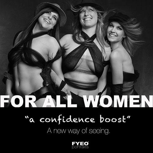 boudoir photography uk for all women