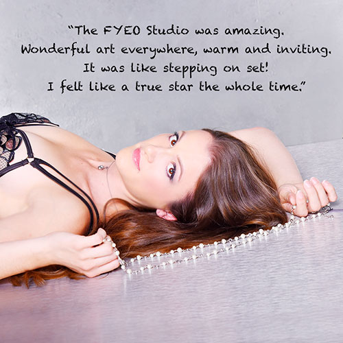 The FYEO Portraits Studio