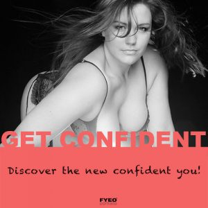 get confident with boudoir photography