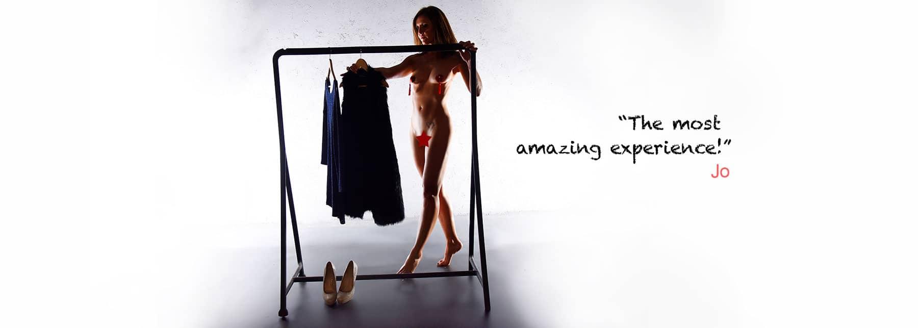 boudoir photography gift